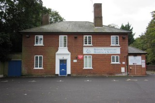 An image of the exterior of Vets Now emergency vet Canterbury.