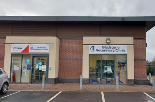 Vets Now Telford exterior