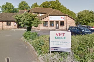 Image of Vets Now Northampton out-of-hours clinic