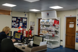 Image of Vets Now Staines reception