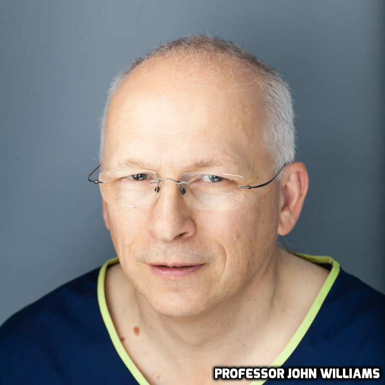 Image of Prof John Williams, Vets Now soft tissue surgery specialist