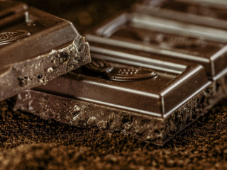 Image of dark chocolate for Vets Now article on human foods that are dangerous for dogs