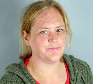 Image of head nurse Kath Howie for Vets Now article on vet nurse fosters cats