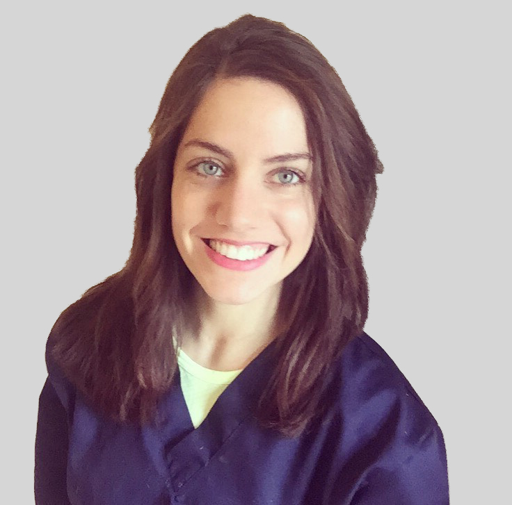 Image of Laura Gallego Canabal, online video vet with Vets Now