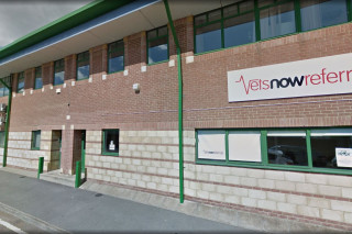 Image showing Vets Now hospital in Swindon