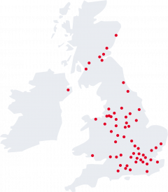 Image of Vets Now clinics and hospitals in the UK