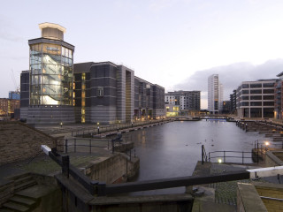 Image of the Royal Armouries in Leeds for Vets Now article on ECC Congress