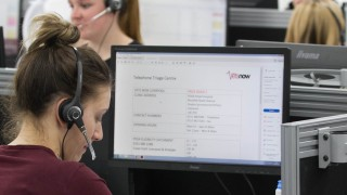 Image of Vets Now contact centre