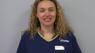 Image of Aoife Reid, Head of Edge Programmes at Vets Now