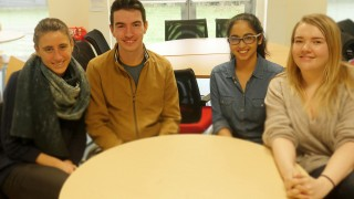 Image of Glasgow interns for Vets Now article on vet internships