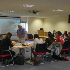 Image of Vets Now vets undertaking learning and development