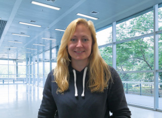 Image of vet Vicky Simons for Vets Now article on AdvantEdge experiences